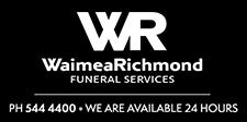 Waimea Richmond Funeral Services.